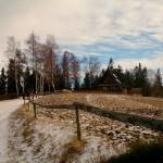Zimowy spacer do bacówki na Maciejowej