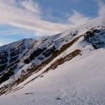 Czerwone Wierchy zimowo – jesiennie grudniową porą
