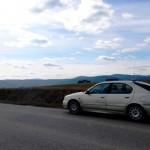 Jazda samochodem w górach – moje rady dla kierowców