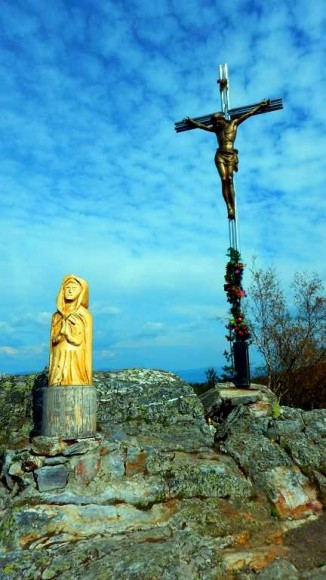 wierzchołek Ciernej Hory