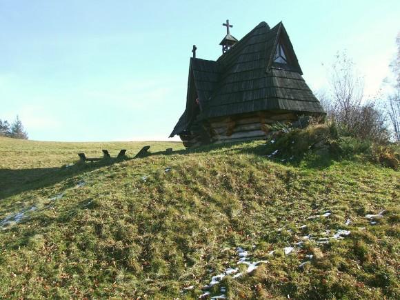 kaplica na Przysłopie