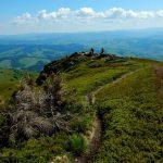 Wędrówka szczytami Borżawy z kulminacją w Wielkim Wierchu