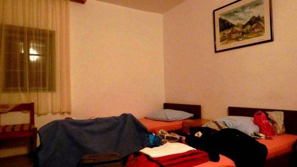 super warunki w pokojach w Aljażev Dom