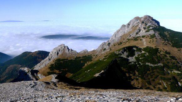 nasza narodowa góra-Giewont