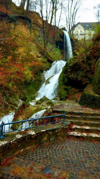 wodospad Szinva