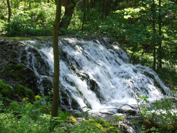 wodospad Welon