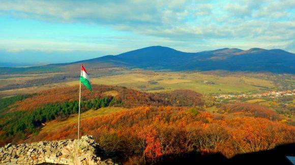 pasmo graniczne Gór Zemplińskich