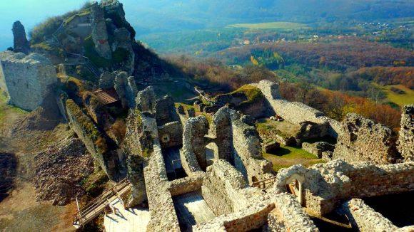 zamek Regec
