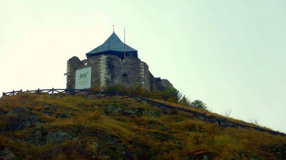 zamek Fuzer z bliska