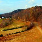 Spacer pasmem Brzanki na Liwocz, czyli odkrywanie Pogórza Ciężkowickiego