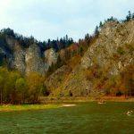 Przez Haligowskie Skały i Drogę Pienińską do Czerwonego Klasztoru