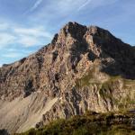 Z Hahntennjoch do Anhalter Hütte i dalej na Namloser Wetterspitze
