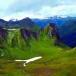 Przez Gampen i Kapall na Bacherspitze oraz Malatschkopfa w Alpach Lechtalskich