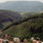 Na Děčínskim Sněžníku – kulminacji Gór Połabskich