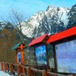 Zimowy spacer na Hrebienok i nad lodospady Zimnej Wody