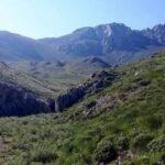 Odwiedziny u Appolina – wejście na Liakourę w greckich górach Parnas