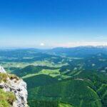 Wpatrzeni w góry, warto się przebudzić i przestać pędzić