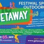 GETAWAY Festival – 3 dni outdooru w sercu Poznania już wkrótce