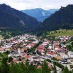 Zwiedzanie Terchovej i wypad w Góry Kysuckie