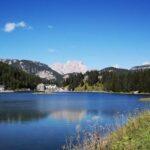 Znad jeziora Misurina na przełęcze Forcella di Misurina oraz Forcella Torre del Diavolo, czyli droga ku pięknu
