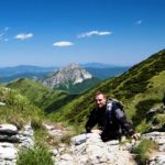 Tęsknota za górami – zatrzymanie