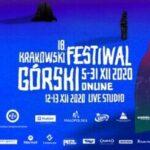 18. edycja Krakowskiego Festiwalu Górskiego odbędzie się w internecie – przed nami KFG+